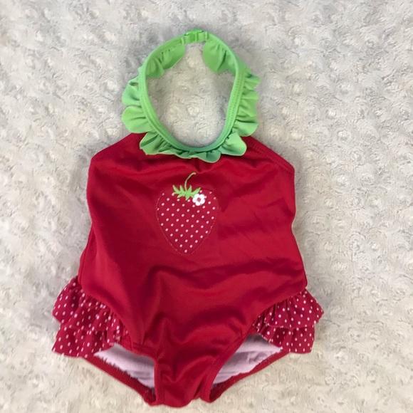 NWT GYMBOREE PATRIOTIC STAR SWIM  DIAPER TRUNKS Infant 3-6 MO  Free US Shipping